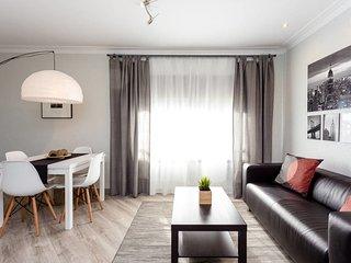 Joyful and fresh flat with 3 amazing bedrooms!