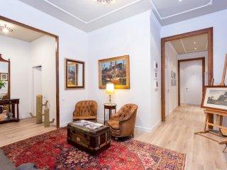 Spectacular 4 bed flat 5 min from Pg de Gracia