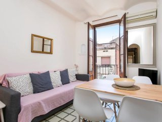 Cosy and fresh flat 2 bed near The Camp Nou