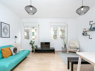 Lovely 2bed/3bath in the heart of Eixample