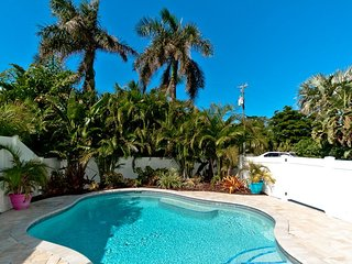 Escape to Serenity B: 2BR Pet-Friendly Pool Home