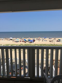 View From King Master Bedroom Deck