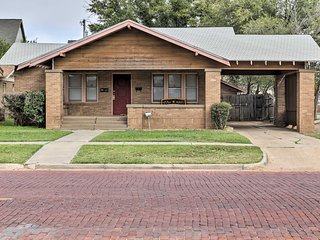 4BR Lubbock House Near Texas Tech & Downtown!