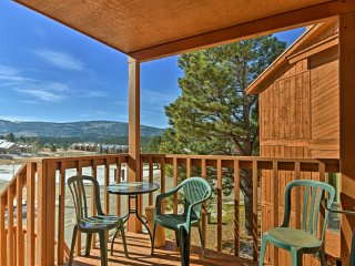 New! 2BR Angel Fire Condo-1 Block From Ski Lifts!