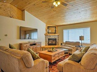 Pagosa Springs House w/ Mountain & Lake Views!