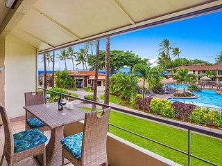 Hawaii Life Presents 'Aloha'Kai' MKV E-292 Newly Remodeled 1BR/1BA- Sleeps 6