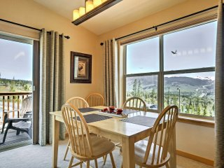Picturesque 2BR Silverthorne Condo w/Pool & Views!
