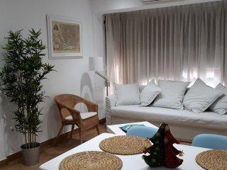 Apartamento playa al lado del mar/ wifi gratis