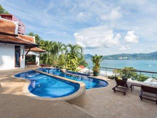 Patong Villa 4102 - 5 Beds - Phuket