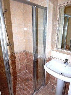 The second shower room