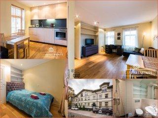 Tallinn modern 1 BDRM apartment