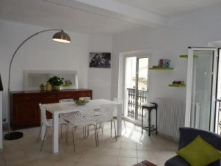 Three bedroom, three bathroom property in the heart of Cannes