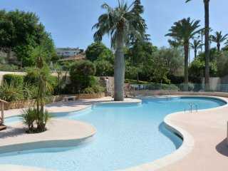 Prince de Galles 1 Bedroom Flat with a Pool and Terrace