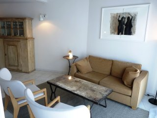 Two bedroom, two bathroom apartment in the heart of Cannes, walking distance to