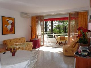 Montfleury 1 Bedroom Apartment with a Terrace, Cannes