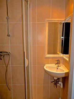 En-suite shower room off the Master bedroom