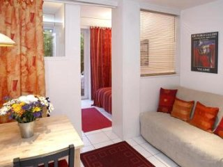 Accommodation in Cannes walking distance to Palais, beaches. Internet, terrace.