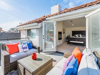 Relaxing Rendezvous located on the Oceanside Area of CDM - Outdoor Fireplace