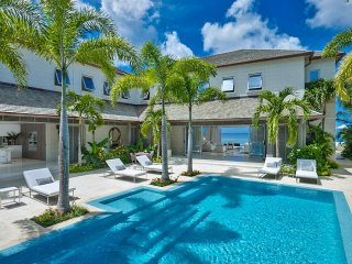 Stunning 6 bedroom beachfront villa