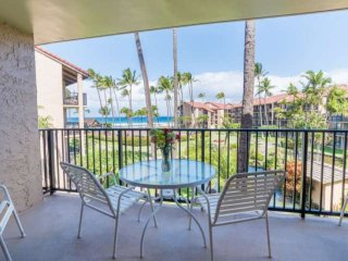 Ocean views from your private lanai