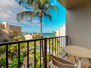 Waterfront condo with easy access to pools, hot tubs, beach, and so much more!