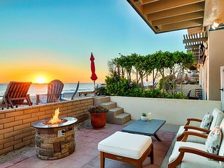 20% OFF OPEN NOV! Amazing Location, On the Sand w/ Private Jacuzzi