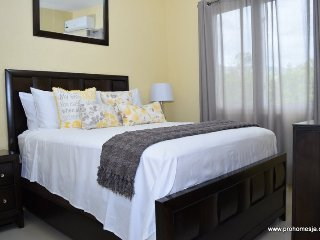 Jamaica Vacation Rental - Kingston, European inspired designed One bedroom, pool