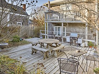 NEW! 2BR Provincetown Condo - Steps to Bay Beach!