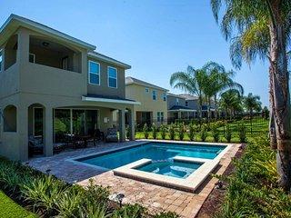 EncoreResort 4037*Private Pool & Spa*Free Disney & Universal Shuttle*Water Park