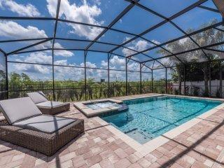 EncoreResort 4045*Resort*Near Disney*AquaPark*Private Pool & Spa*Full Concierge*