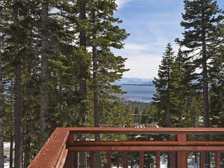 Tahoe City Charm with Hot Tub, Lake Views, and HOA