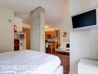 Amazing studio ~ Perfect for a business traveler!