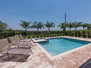 EncoreResort 1029*Private Pool & Spa*AquaPark*Near Disney*Free Park Shuttle