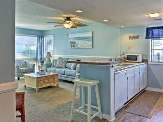 NEW! 2BR Myrtle Beach Condo 3 Mins from the Beach!