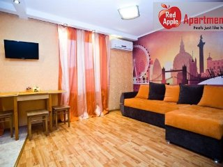 2-Room Apartment at Gruzinskiy 10: Moscow - 6452