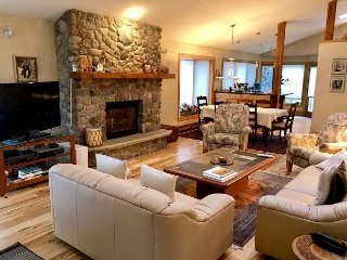 Beautiful Creekside East Vail Home. Close to shuttle stop.