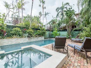 Stylish Conch Home Studio w/ Pool & Spa - Balcony Overlooks Fleming Street