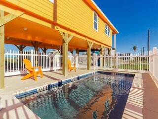 Brand-New 3BR Beach House w/ Private Pool - In-Town Location, Blocks to Beach