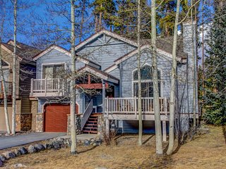Amazing Rates for this 3-Bedroom 3-Bath House in Downtown Breckenridge - Sleeps