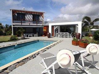 Villa Diva - 3 Chambres Piscine privée à 5 min des belles plages de Ste Anne