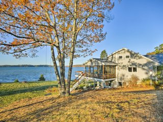 NEW! Luxurious 4BR Oceanfront Home on Flanders Bay
