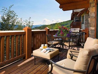 Updated ski-in, ski out home with fireplace, steam shower - Lay of the Land