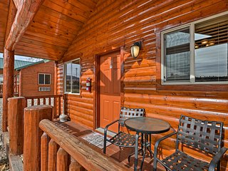NEW! 2BR Bryce Canyon Area Cabin Near Hiking!