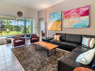 7807BC. Gorgeous 5 Bedroom 5 Bath Vacation Villa in Windsor Hills Resort