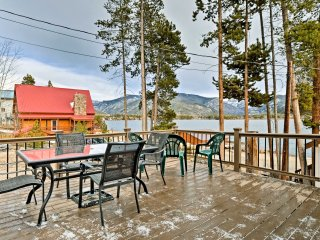 Grand Lake Home w/Patio-Steps to Shadow Mtn Lake!