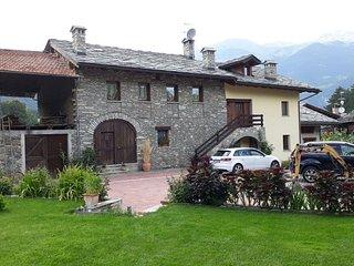 Le Coin Caché, l'angolo nascosto di Introd, per chi ama la vacanza in montagna.