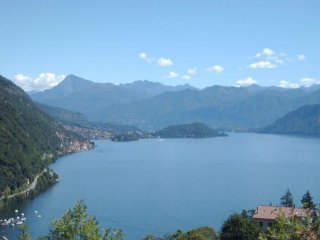Lovely property with amazing view on the lakeComo