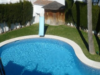 Villa Alba with Private pool and jacuzzi  Large games room ocean views.