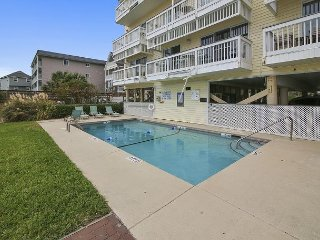 ** ALL-INCLUSIVE RATES ** South Shores I Unit 5 - Oceanfront & Shared Pool