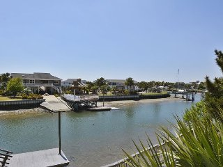 ** ALL-INCLUSIVE RATES ** Seascape - Inlet Front with Private Dock
